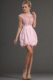 eDressit 2013 S/S Fashion Show Sexy Rose Sans manches Robe de Cocktail(F04130701)