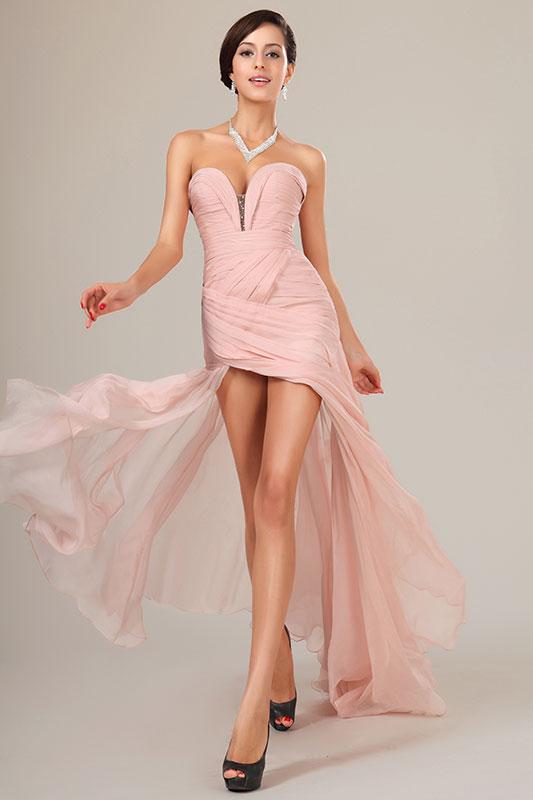 eDressit Artikel Stillvoll Gefaltet Oberteil Abendkleid (00120501)