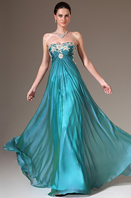 eDressit Embroidered Strapless Sweetheart A-Line Prom Dress (00141104)
