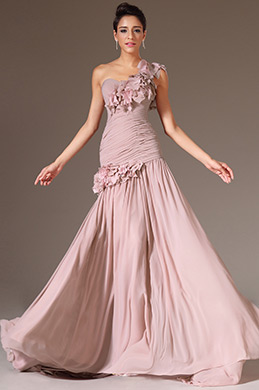 eDressit One-Shoulder Sweetheart Evening Gown (02142046)