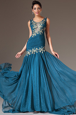 eDressit Embroidered A-Line Evening Gown (02143005)