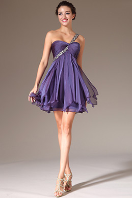 eDressit Purple Sweetheart Knee Length Party/Cocktail Dress (04140106)