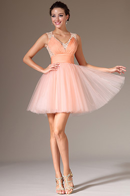 eDressit Lace-back Above-knee Length Party/Homecoming Dress (04140910)