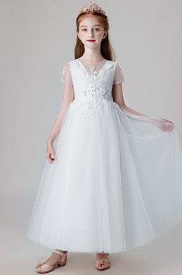eDressit Princess Lace Children Wedding Flower Girl Dress (27206307)