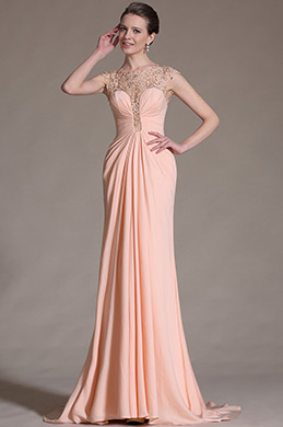 eDressit Gorgeous Cap Sleeves A-Line Evening Gown (00146110)