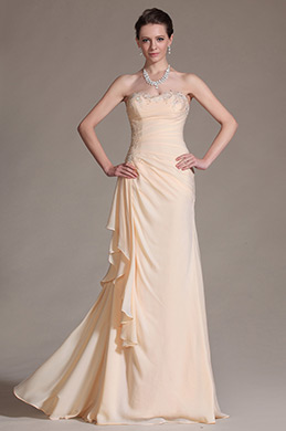 eDressit Sweetheart Neckline Hand-sewn Appliques Evening Prom Gown (00146614)