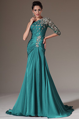 eDressit Stylish One Sleeve Evening Gown (02144805)