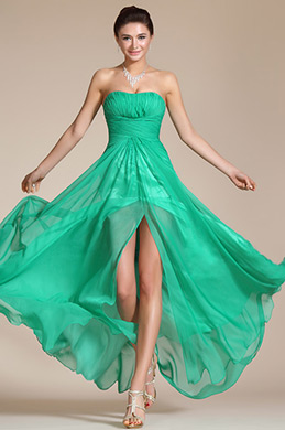 Fabulous Eye-catching Strapless Bridesmaid Dress (C00134504) (C00134504)