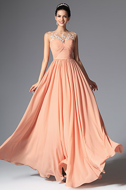 eDressit Sleeveless Hand-Made Beadings Evening Dress (00148110)