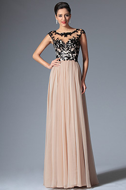 eDressit Round Neckline Stylish Evening Dress Prom Dress (02148614)
