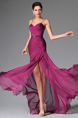 eDressit Simple Spaghetti Straps Evening Dress Bridesmaid Dress (02149812)