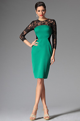 eDressit Elegant Sleeves Cocktail Dress Day Dress (03143304)