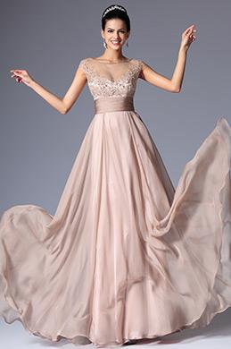 eDressit 2014 Новое Платье для Матери Невесты с Шапочным Рукавом Фатин Топ(26149846)