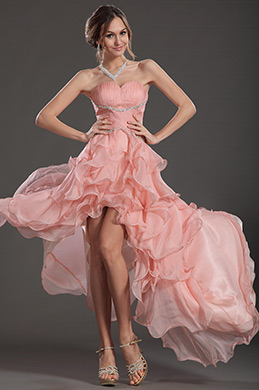 eDressit Noble Sweetheart Strapless Formal Dress Prom Gown (36130101)
