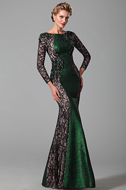 eDressit Sleeves Mother of the Bride Dress With Beadwork (26151104)