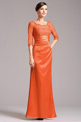 eDressit  Vestido de Ceremonia para Madre Mangas de Encaje(X26121810)