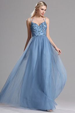 eDressit Sweetheart Spaghetti Bridesmaid Evening Dress (02163205)