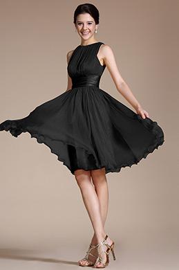 Вечернее Коктейльное Короткое Платье (07156600)