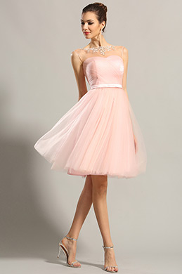 eDressit Sleeveless Sweetheart Pink Party Dress Cocktail Dress (04152201)