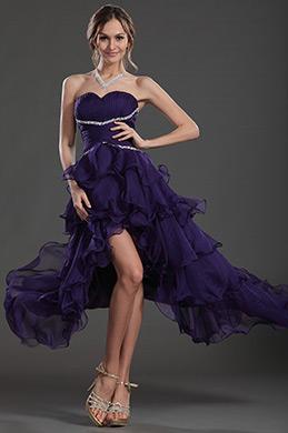 eDressit Purple Sweetheart Strapless Formal Dress(36130106)