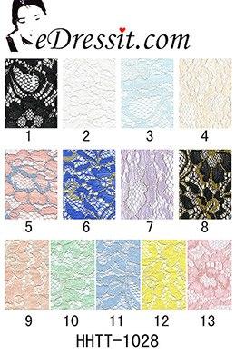 eDressit Lace Fabric (60140220)
