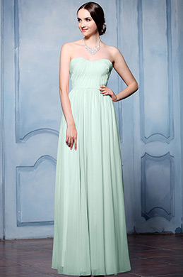 eDressit Green Sweetheart Neckline Evening Dress (07156704)