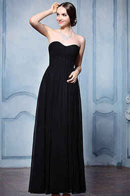 eDressit Black Sweety Heart Neckline Evening Dre (07156700)