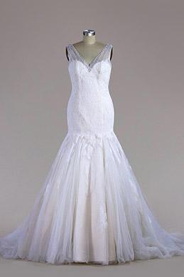 eDressit Robe de Mariée Sans  Manche(F04014781C)