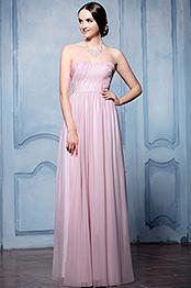 eDressit A Linie Lila Herz Ausschnitt Abendkleid (07156706)
