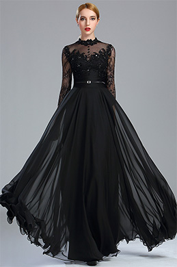 unique design affordable long evening prom dresses edressit. Black Bedroom Furniture Sets. Home Design Ideas