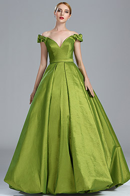 eDressit Green Graduation/Senior/Quinceanera Ball Gown Prom Dress 2017 (02173155)