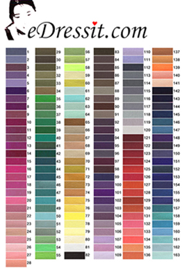 Oscar Stretchy Jersey Fabric (60130106)