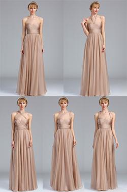 eDressit Strapless Convertible Bridesmaid Evening Dress (07170146)