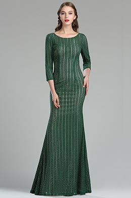 eDressit Green Sleeves Mother of the Bride Dress (36180804)