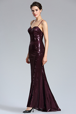 eDressit Spaghetti Sequins Formal Party Evening Dress (36181017)