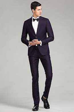Custom eDressit Men Suits Tuxedo in Dark Purple (15181206)