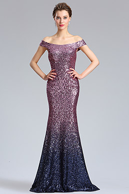 eDressit Elegant Off Shoulder Sequins Party Evening Dress (02183206)