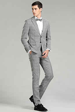 eDressit Tailor Made Men Suits Check Suit (15181808)