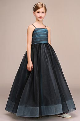 eDressit Long Spaghetti Flower Girl Dress (27192205)