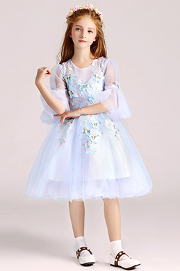 eDressit Lovely Wedding Flower Girl Party Dress (28195205)