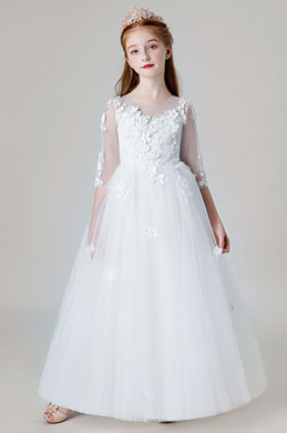 eDressit Princess A-line Children Wedding Flower Girl Dress (27205907)
