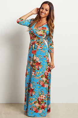 eDressit Fashion Long Printed Summer Dress Holiday Wear (36190668)
