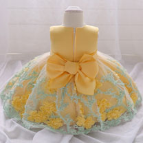 eDressit Lovely Princess Children Wedding Flower Girl Dress Baby Dress (2319010)