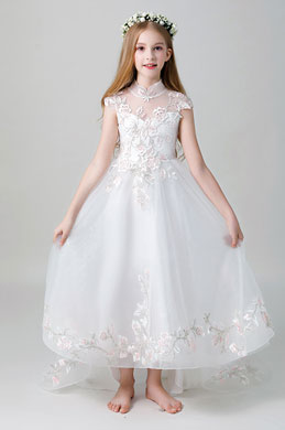 eDressit Princess Long Children Wedding Flower Girl Dress (27204407)