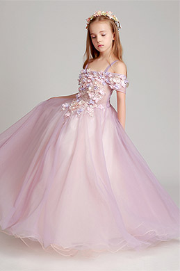 eDressit Pink Children Wedding Flower Girl  Dress (27190301)