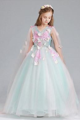 eDressit Pink Children Girl Wedding Flower Dress (27190104) (27190104)