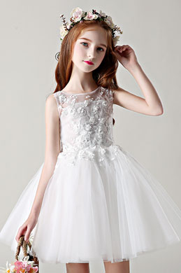 eDressit Princess Lace Children Wedding Flower Girl Dress