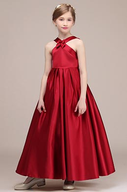 eDressit Red Classic Children Wedding Flower Girl Dress (27193402)
