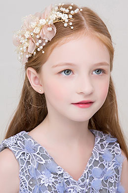 eDressit Flower Fairy Girl Headwear Hair Hoop (13191743)