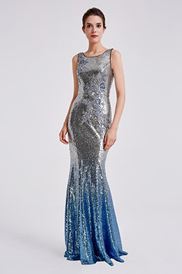 13945bcd79 eDressit 2019 New Sequins Silver-Blue Party Evening Dress (02190526)